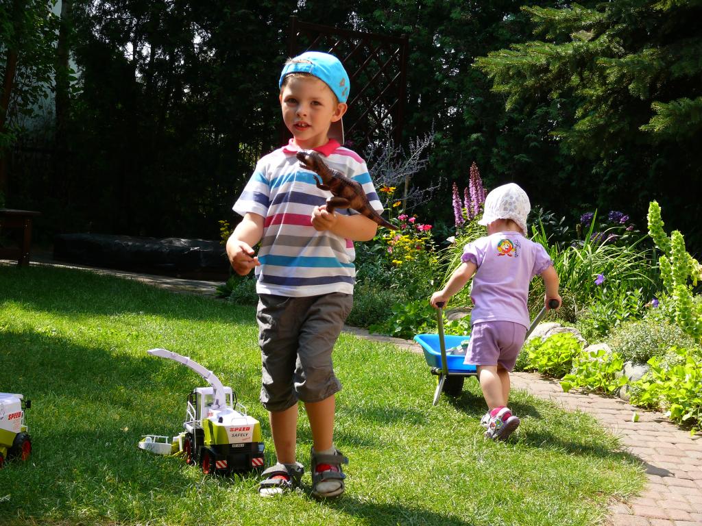 Płeć dziecka a rodzaj zabawek