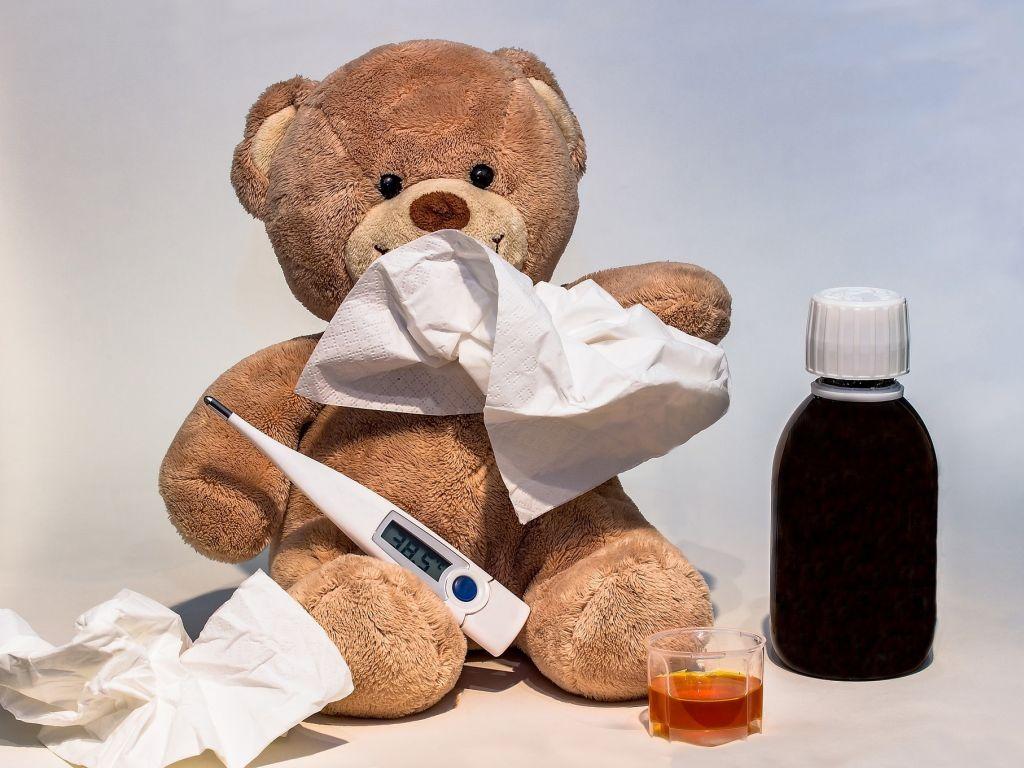 W jaki sposób podawać dzieciom leki?